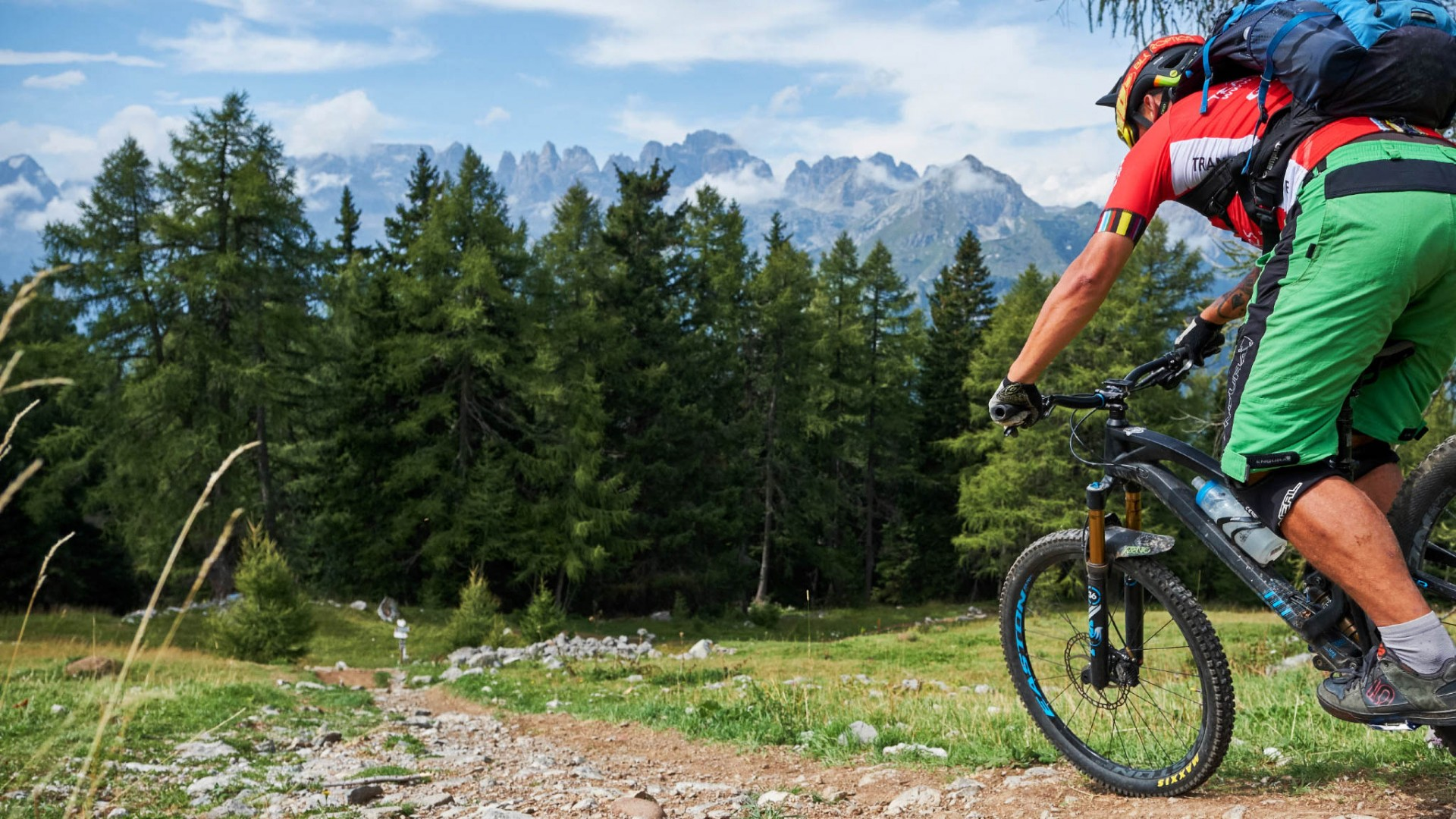 Transalp Tour: Alpen Trail Adventure
